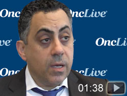 Dr. Bekaii-Saab on Dosing Strategies With Regorafenib in CRC