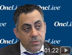 Dr. Bekaii-Saab on Benefits Associated With Regorafenib for CRC