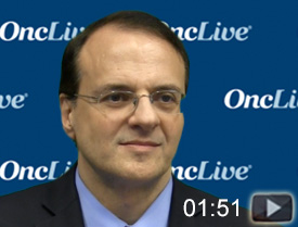 Dr. Saba on Treatment Deintensification in HPV-Related Oropharyngeal Squamous Cell Carcinoma