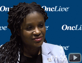 Dr. Saint Fleur-Lominy on the Role of Transplant in MPNs