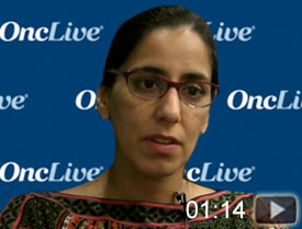 Dr. Salani on Choosing Among IV, IP, and Dose-Dense Chemo Regimens in Ovarian Cancer
