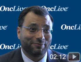 Dr. Salem on the Results of the MyPathway Trial in mCRC