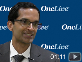 Dr. Sampath on Immunotherapy and Radiation Combinations in NSCLC