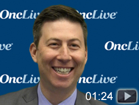 Dr. Sands on the Rationale to Explore DS-1062 in Advanced NSCLC