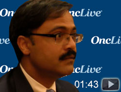 Dr. Sankhala on the TRC105/Pazopanib Combination in Angiosarcoma