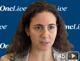 Dr. Goldberg on Immune/Targeted Therapy Combos in Oncogene-Driven Lung Cancer