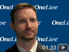 Dr. Sasine on New Developments With CAR T-Cell Therapy