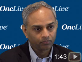 Dr. Neelapu on Third-Line CAR T-Cell Therapy in Large B-Cell Lymphoma