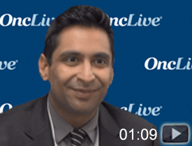 Dr. Saxena on Treatment Options in ALK+ NSCLC