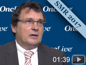Dr. Schadendorf on the Efficacy of Targeted Therapy Plus Checkpoint Inhibitors
