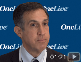 Dr. Schiller on Venetoclax and Glasdegib in AML