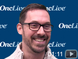 Dr. Schlumbrecht on Investigational Treatment Strategies in Uterine Leiomyosarcoma