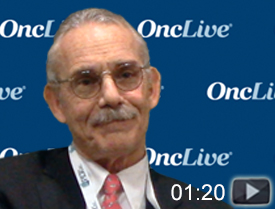 Dr. Schmaier on the Secondary Management of Thrombosis in Hematologic Malignancies