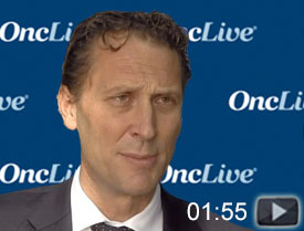 Dr. Schmid on Activity With Neoadjuvant Pembrolizumab in TNBC