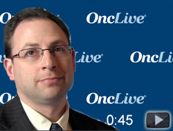 Dr. Schoenfeld on Immunologic Effects of Chemotherapy and Radiation in Head and Neck Cancer