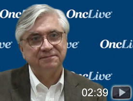 Dr. Schuster on GO29781 Trial With Mosunetuzumab in NHL