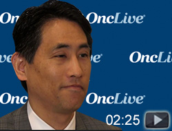 Dr. Tagawa on Updated Results of TAXYNERGY Trial in Prostate Cancer