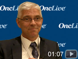 Dr. Scribner on the Role of Chemotherapy in Ovarian Cancer