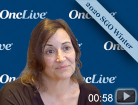 Dr. Secord on Financial Toxicity Associated With PARP Inhibition