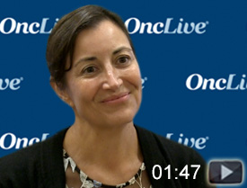 Dr. Secord on Using Biomarkers to Guide Treatment Decisions in Ovarian Cancer