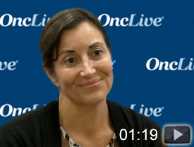 Dr. Secord on the Management of Patients With Sarcoma
