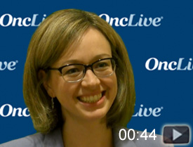 Dr. Sehgal on the Clinical Implications of CAR T-Cell Therapy in DLBCL