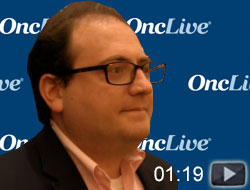 Dr. Pollack on the Potential Impact of Radiomics on the Sarcoma Treatment Landscape