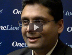 Dr. Manish Shah on MET Inhibitors Not Improving PFS in MET-Positive GEC