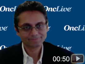 Dr. Shah on Biomarkers of Response to Immunotherapy in Gastric/GEJ Cancer