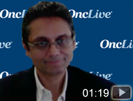 Dr. Shah on Optimal Sequencing in Gastroesophageal Cancer