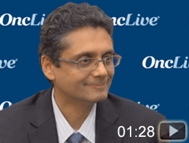 Dr. Shah on Improving the Benefit of Immunotherapy in Gastric/GEJ Cancer