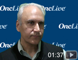 Dr. Shah on Cellular Therapies for Patients With Myeloma