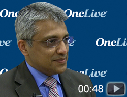 Dr. Kumar Discusses Ixazomib in Multiple Myeloma