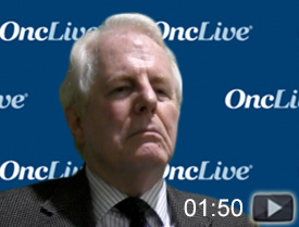 Dr. Shields Discusses Patient Selection Criteria for Adjuvant Therapy in CRC