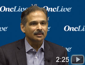Dr. Gadgeel on Updated KEYNOTE-189 Data in NSCLC