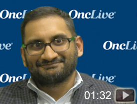 Dr. Patel on Treatment Considerations in Advanced Squamous NSCLC