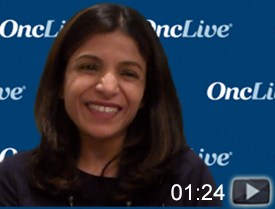 Dr. Shroff on Genomic Landscape of Cholangiocarcinoma
