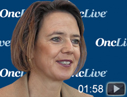 Dr. Loibl Discusses GeparSepto Trial in Breast Cancer