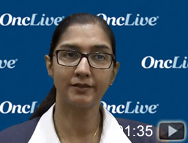 Dr. Siddiqi on the Results of the TRANSCEND CLL 004 Trial in CLL