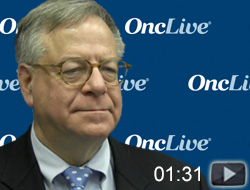 Dr. Siegel on Results of Chemotherapy and Transoral Surgery Study for Head and Neck Cancer