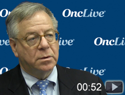 Dr. Siegel on Benefits With Transoral Surgery and Chemotherapy for Head and Neck Cancer
