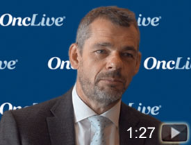Dr. Rule on Potential for CAR T-Cell Therapy in MCL