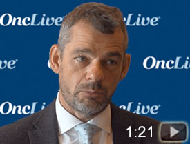 Dr. Rule on Searching for a Biomarker Indicating Indolent MCL