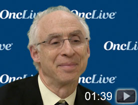 Dr. Simon on Genomic Assays for Patients With Breast Cancer