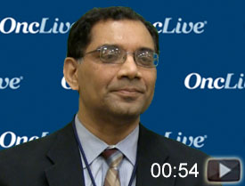 Dr. Simon on the Impact of Immunotherapy Agents in NSCLC
