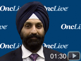 Dr. Singh on Novel Therapies in Advanced Urothelial Cancer