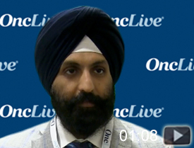 Dr. Singh on Research With Antibody-Drug Conjugates in Advanced Bladder Cancer