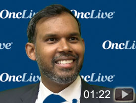 Dr. Singh on the Use of Chemotherapy in Patients With Uterine Leiomyosarcomas