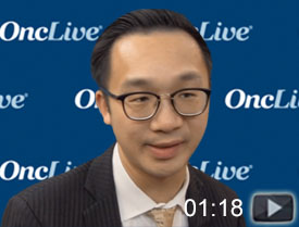 Dr. Sio on Optimal Radiation Therapy Dose in Locally Advanced NSCLC