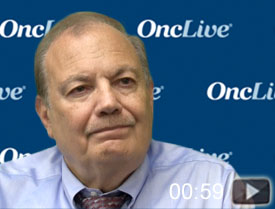 Dr. Slamon on PARP Inhibitors in Ovarian Cancer